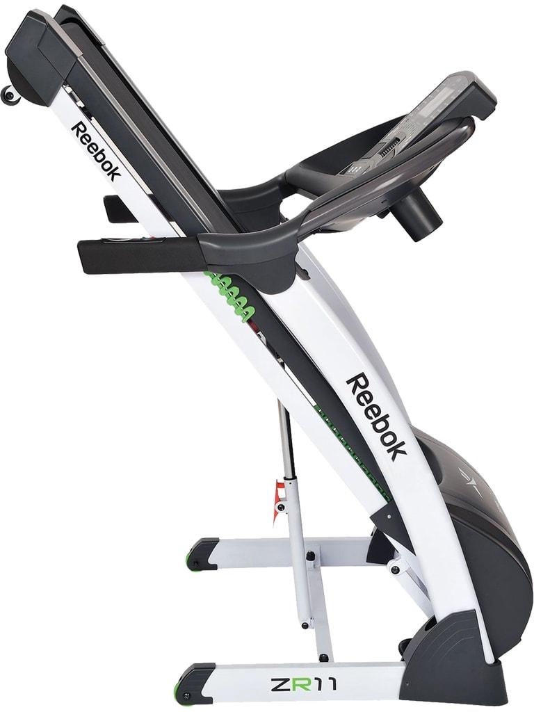 ZR11 Treadmill - White Green
