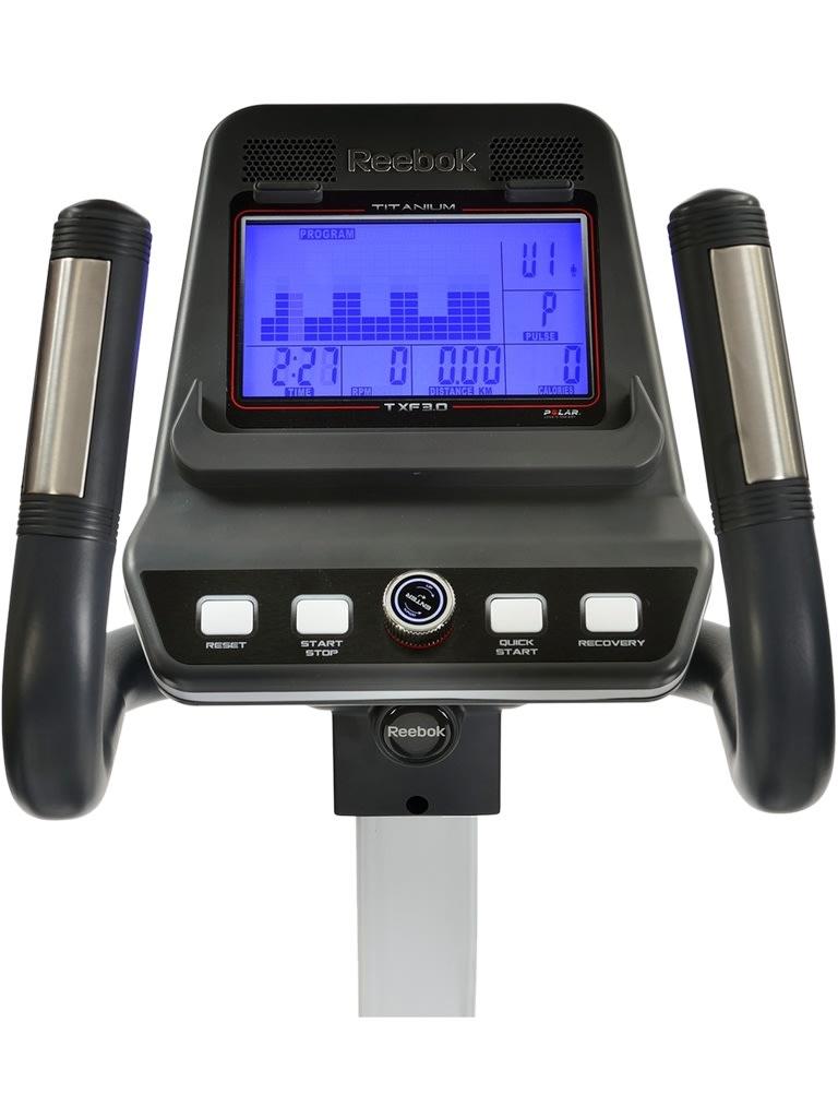 Titanium TX3.0 Elliptical Cross Trainer