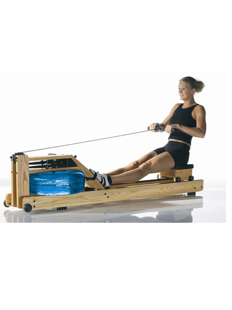 Natural Rowing Machine with S4 Monitor
