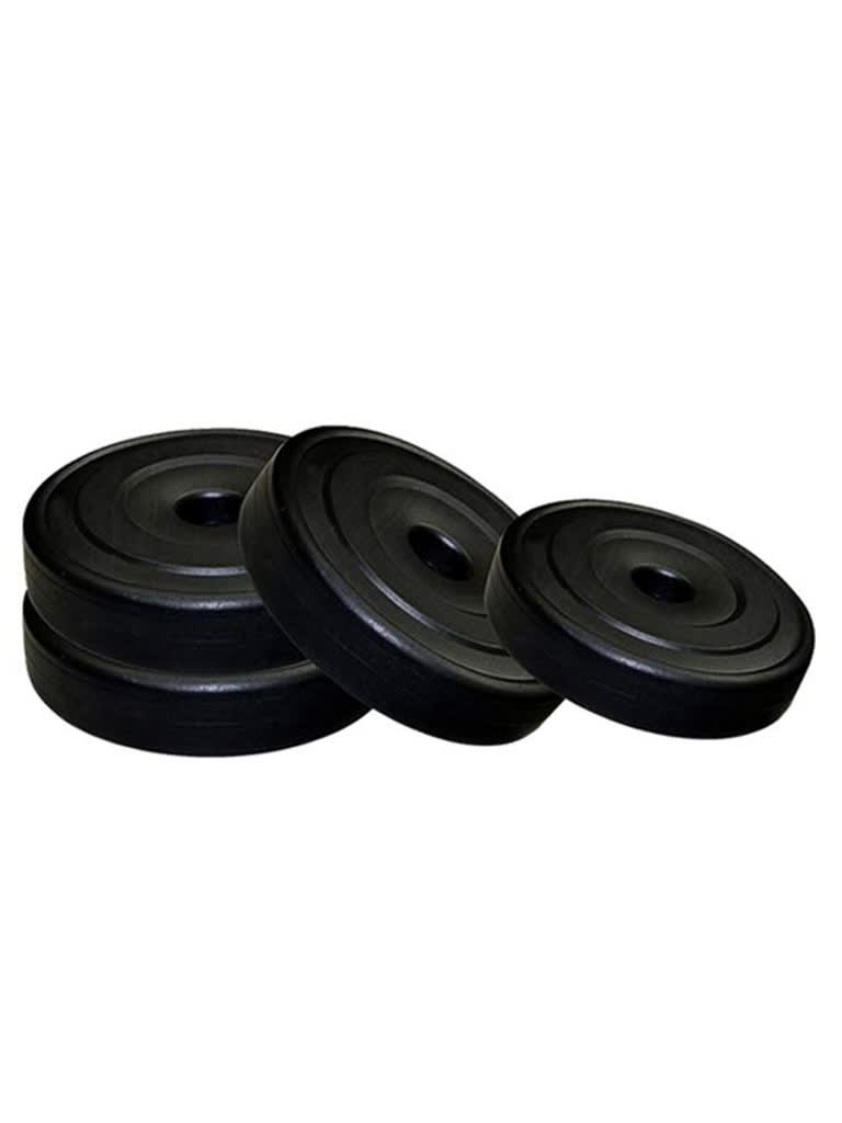 PVC 20 Kg Curl And Straight Rod | Standard Combo