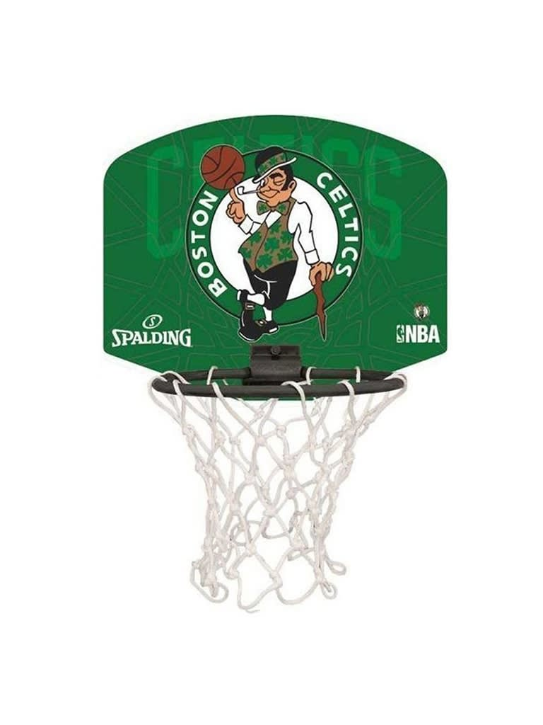 Kids NBA Team Celtic Micro Mini Backboard Set