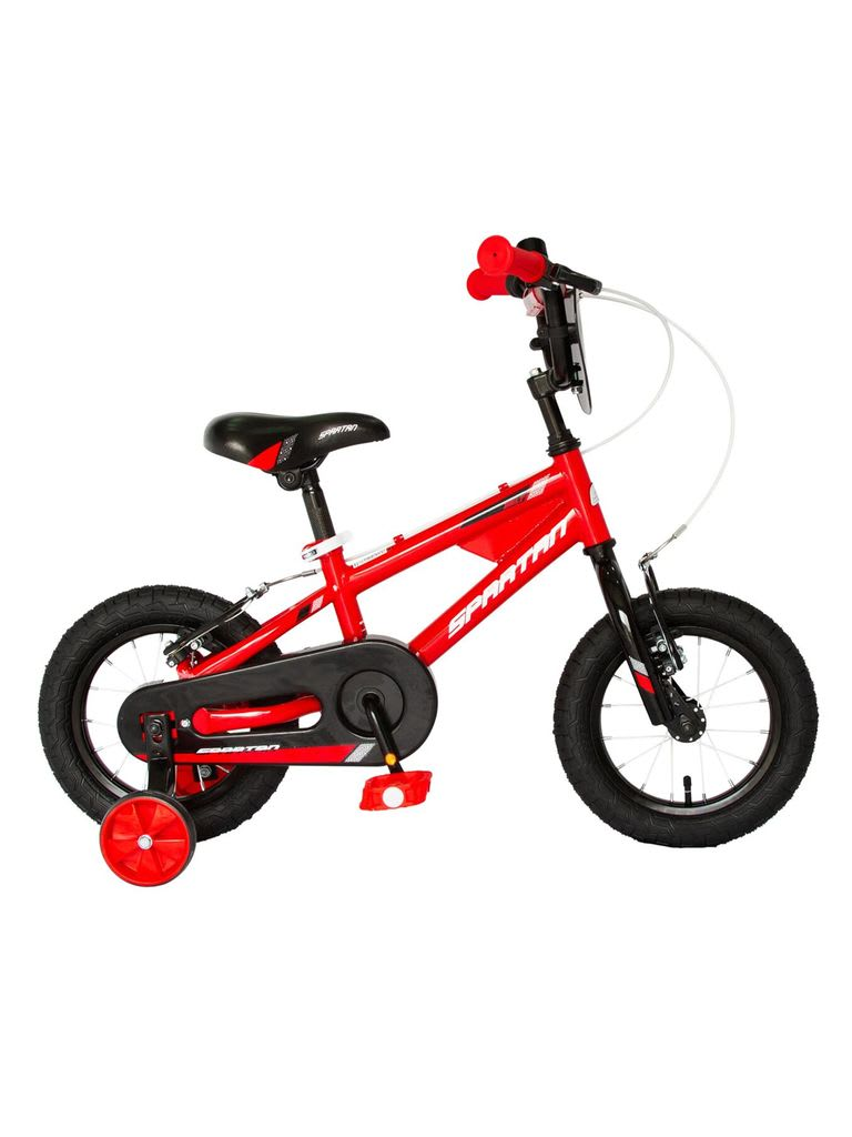 Bolt Red Bicycle