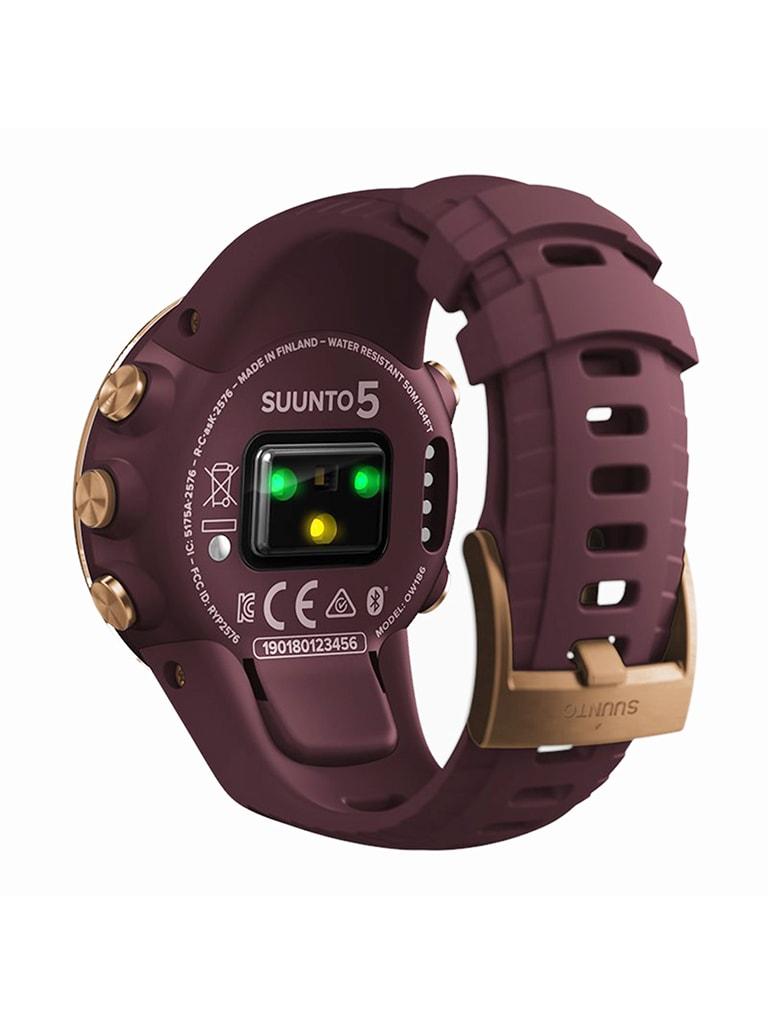 5 Compact GPS Sports Smart Watch