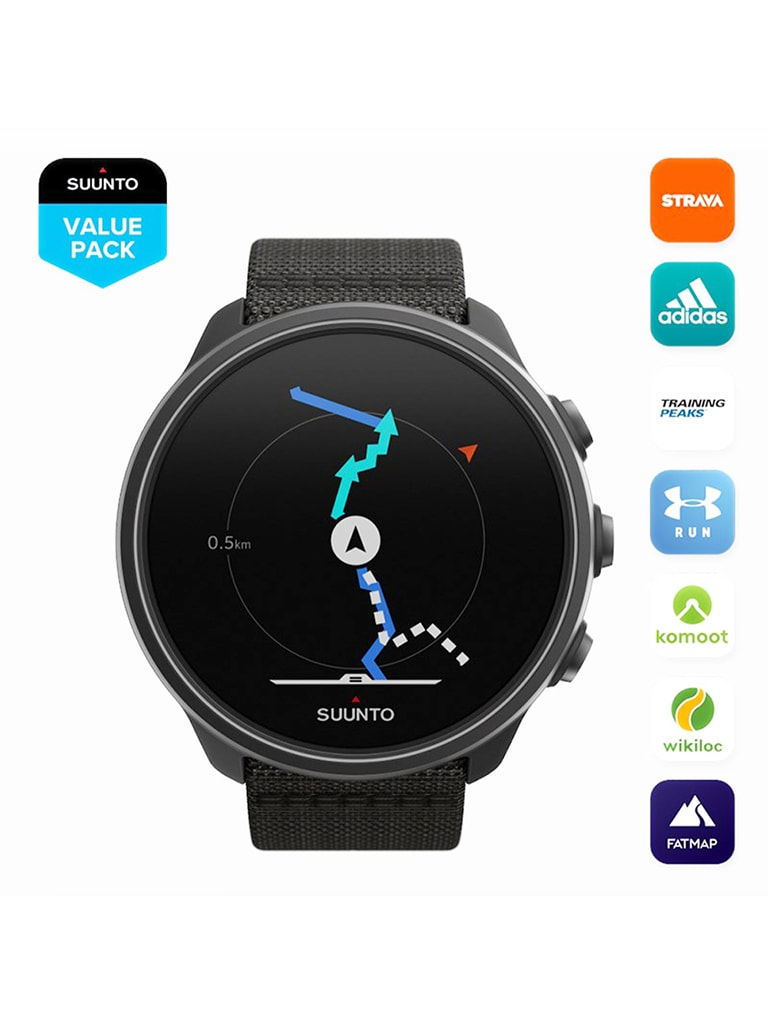 9 Baro Ultra-endurance GPS Sports Smart Watch
