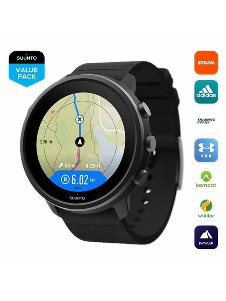 7 GPS Multisport Smart Watch