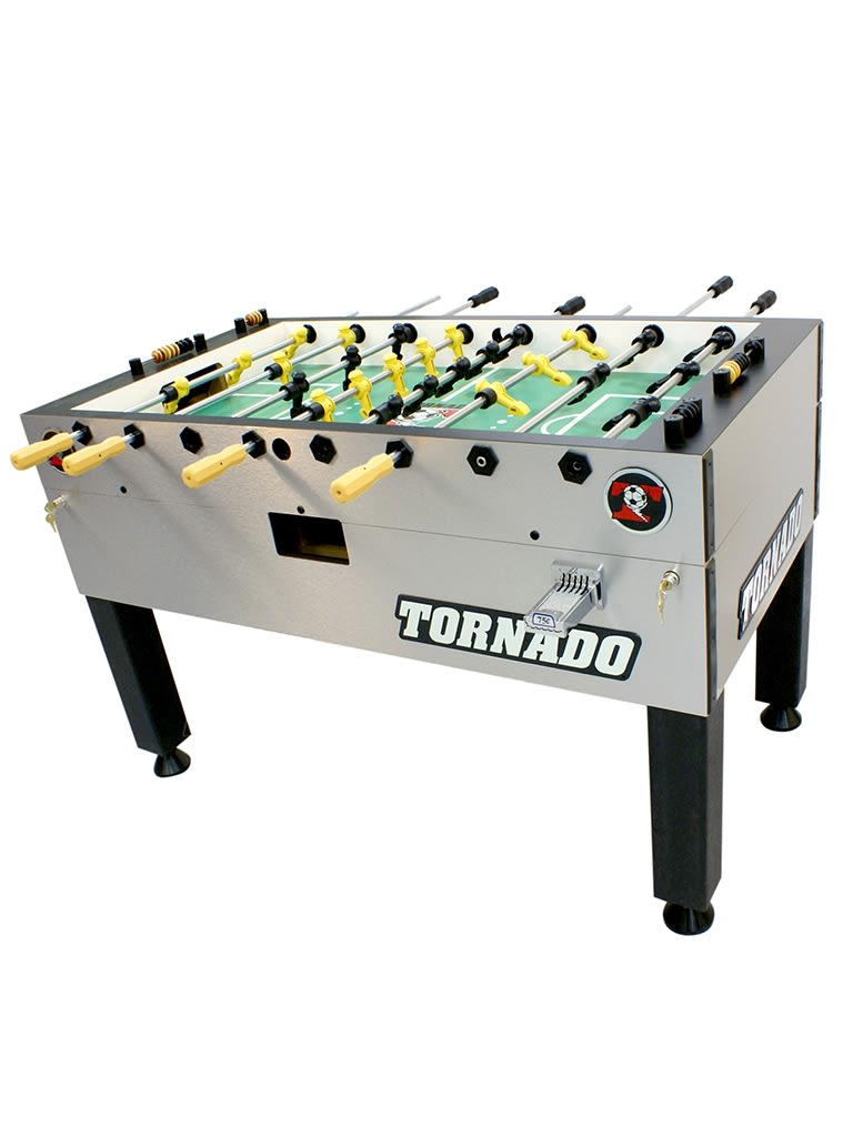 T3000 Coin Operated Football Table