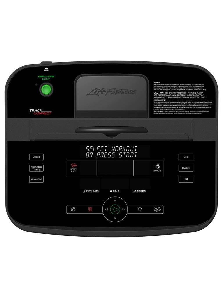 T5 Treadmill, Base+Track Console