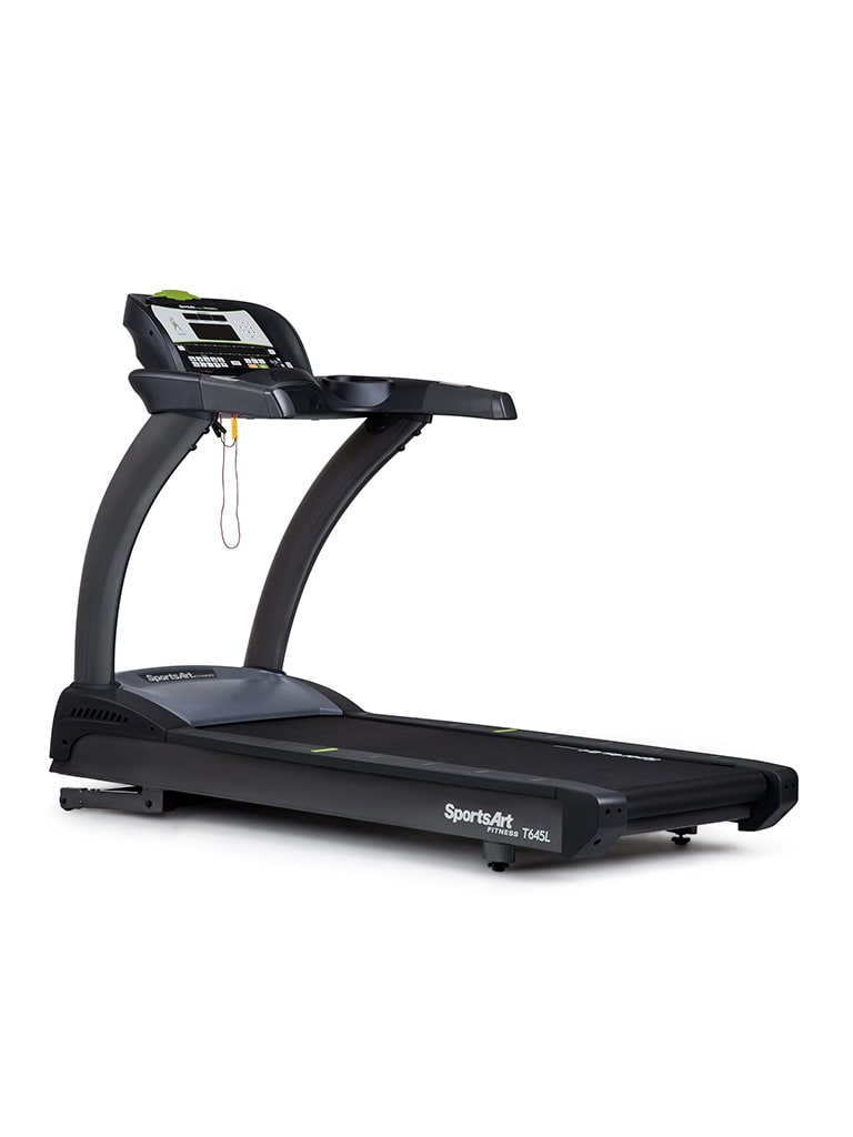 Treadmill 4hp Dc with HRC and HTR Led Display