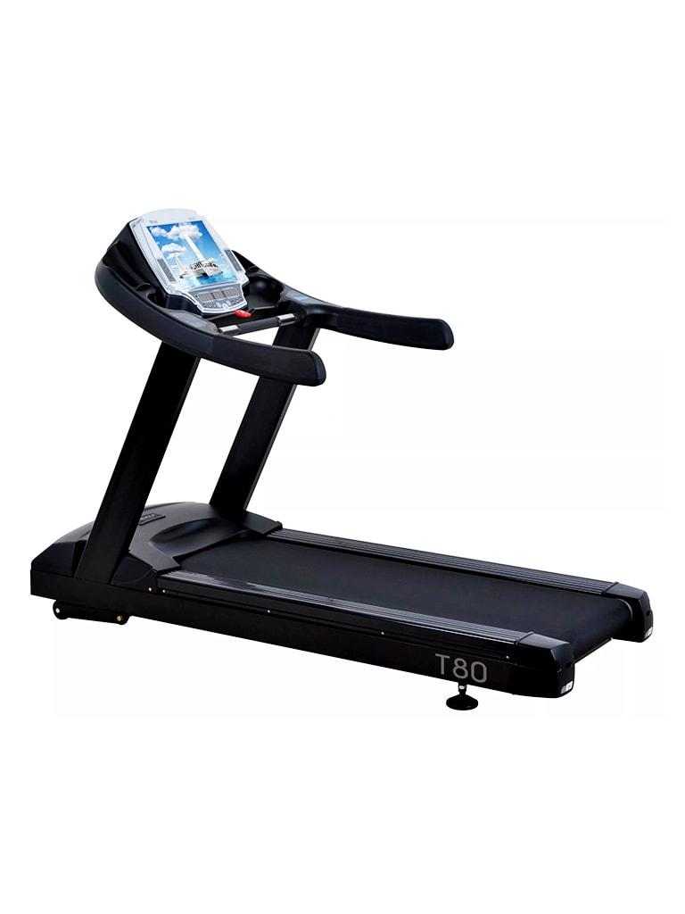 Treadmill T80Ti 2HP, 17 Inch Screen, Incline