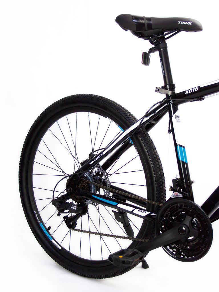 26 K016 Bicycle Black|Blue|White