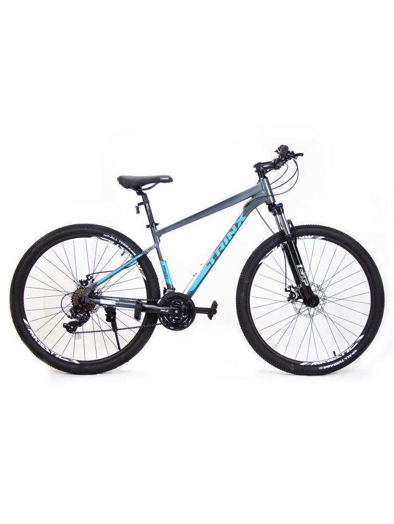 29 M500 Pro Bicycle Glossy Grey|White|Blue