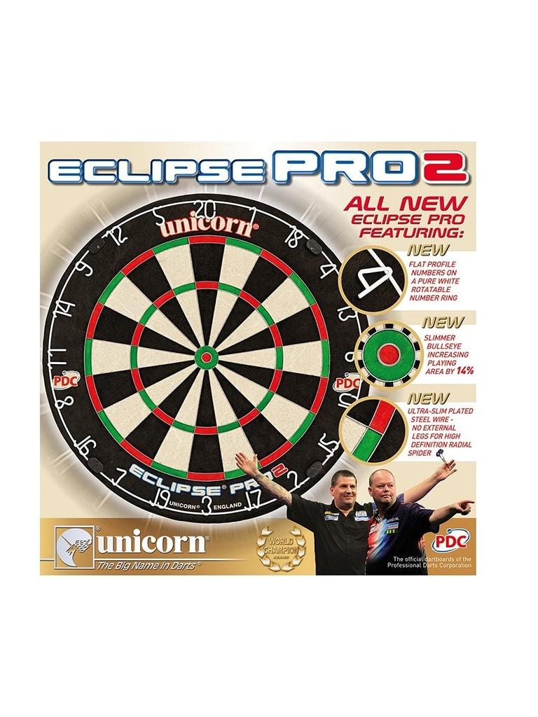 UPL Eclipse Pro2 Bristle-PDC Endorsed