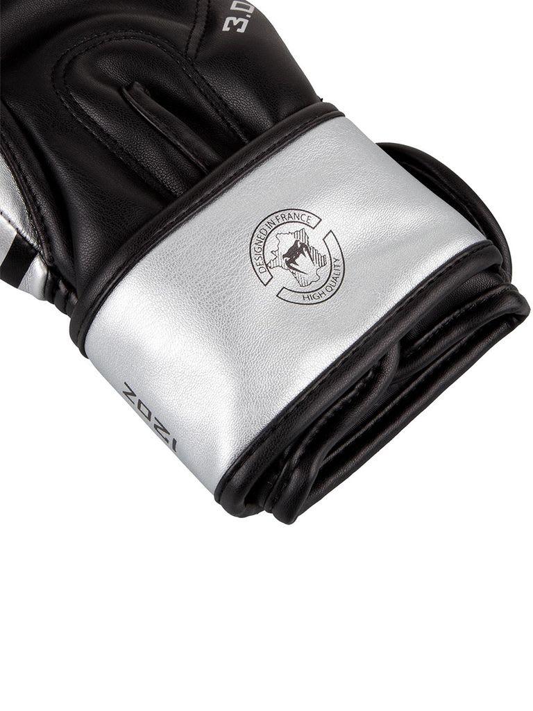Challenger 3.0 Boxing Gloves   Black-Silver