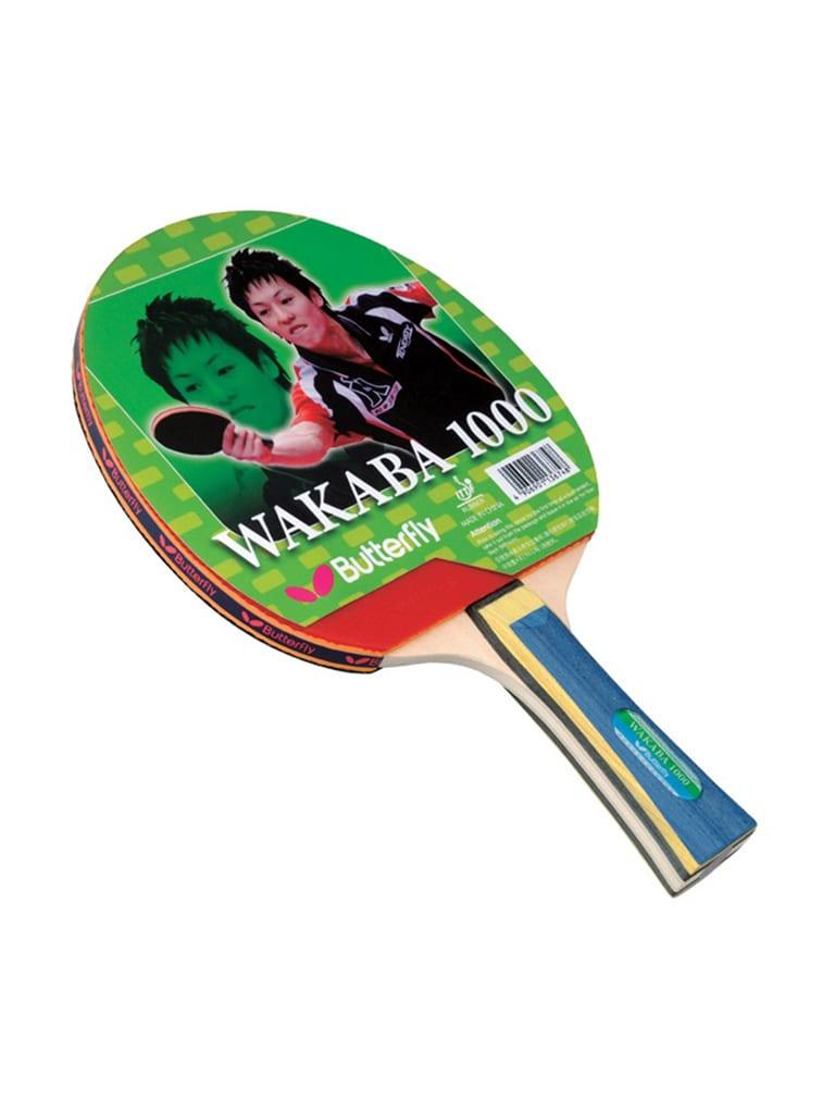 Wakaba 1000 Table Tennis Racket