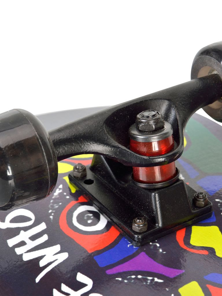 Skateboard for Boys and Girls, 9 Ply 31 x 8 Inch, 50 x 36 mm PU Wheel