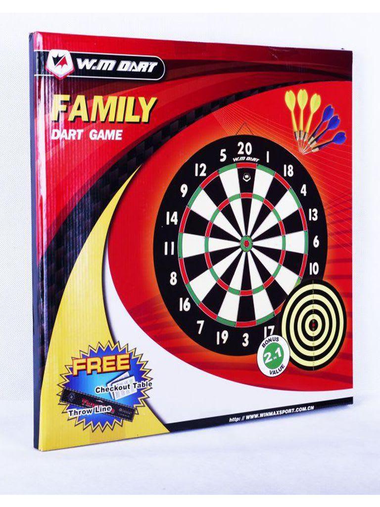 Family Dart Game