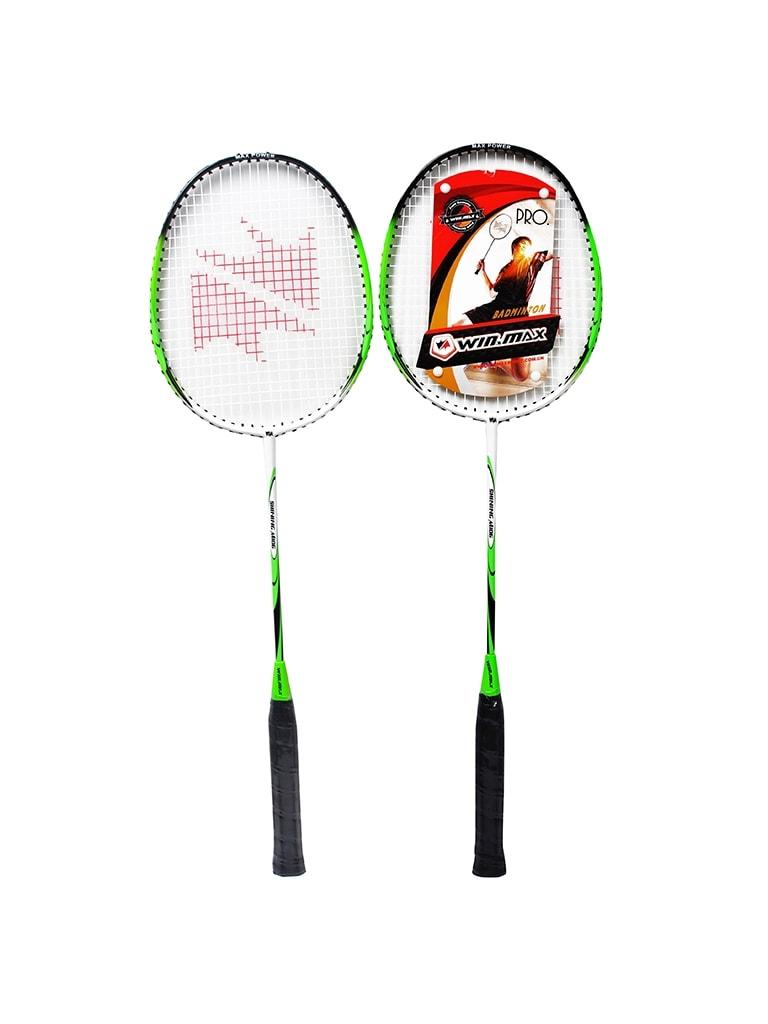 Aluminium Alloy Badminton Racket Set