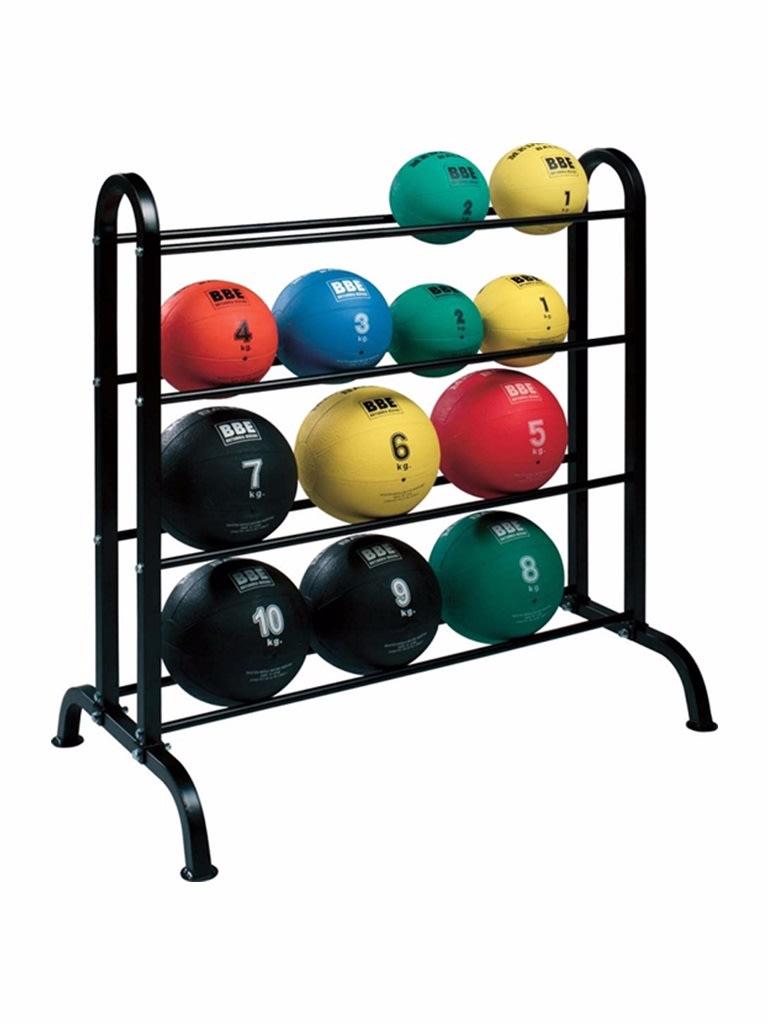 Medicine Ball Display Stand - 12 Balls