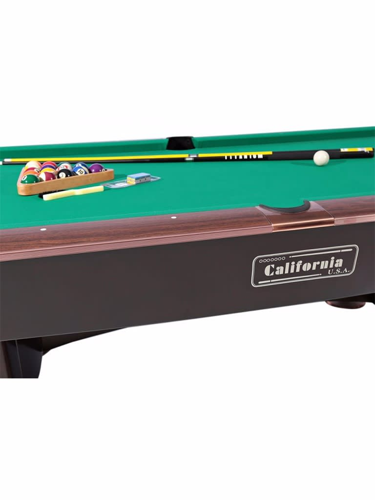 8 Feet California Billiard Table