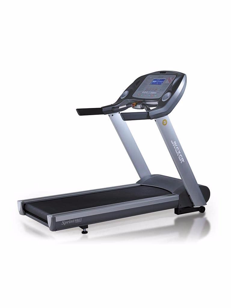 Motorised Light Commercial Use Treadmill