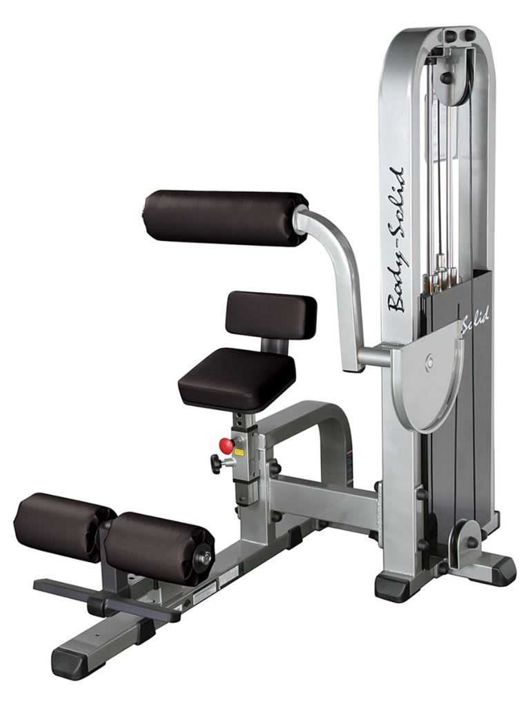 Pro Club Line Commercial Ab Machine with Stack | SAM900/3