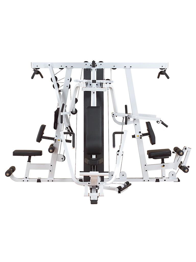 EXM4000S Multi-Stack Gym System