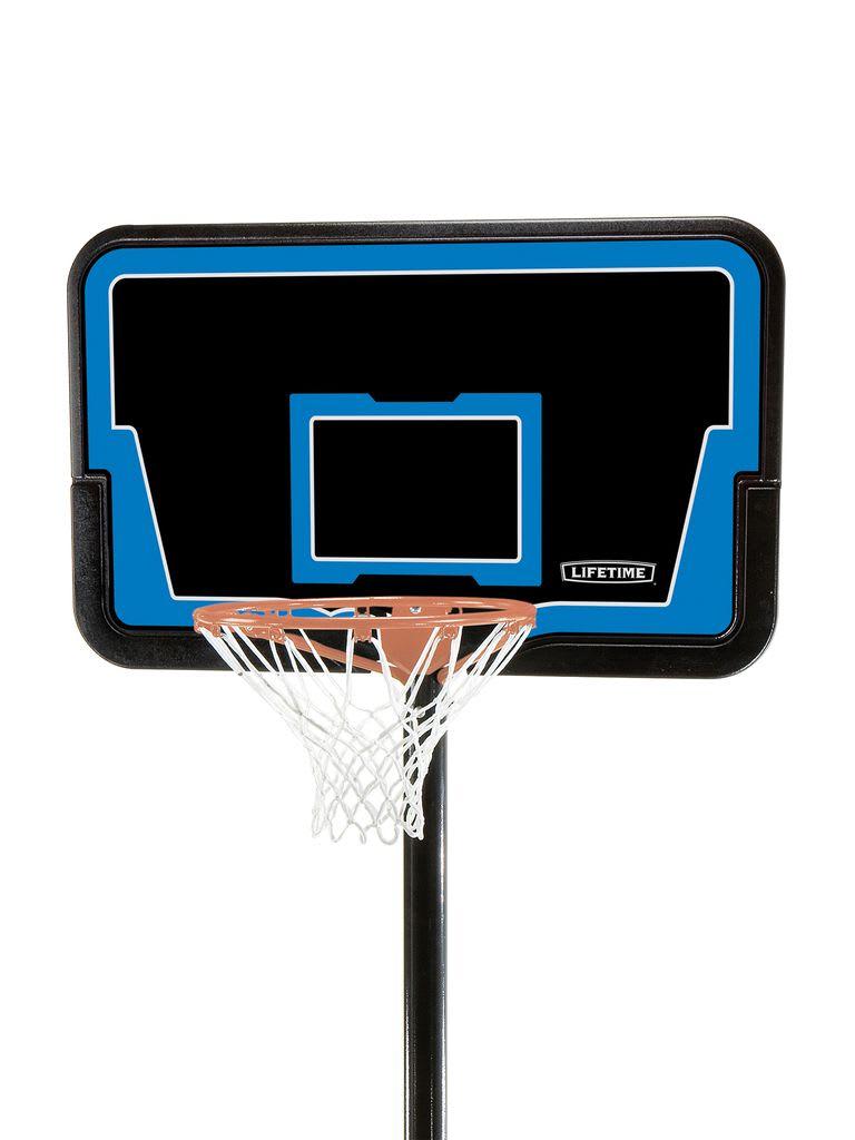 44 Inch Rec Impact Streamline Basketball Hoop