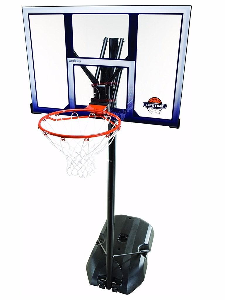 44 Inch Front Court Quick Adjustable Basketball Hoop