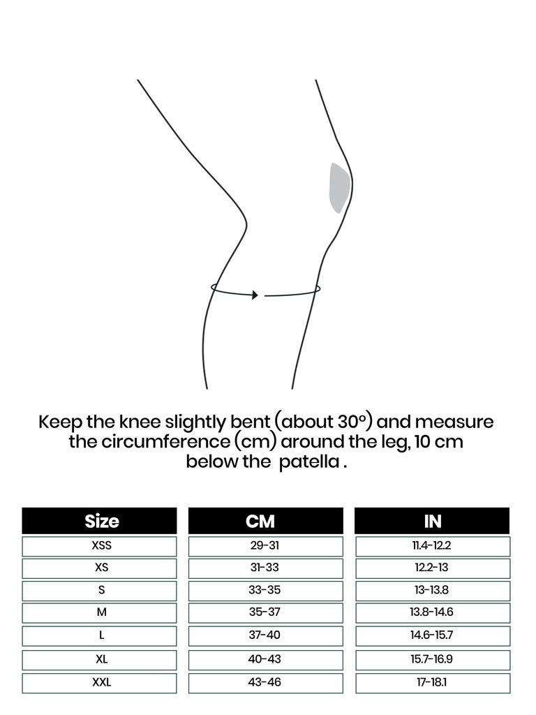 RX Knee-Sleeve 5mm