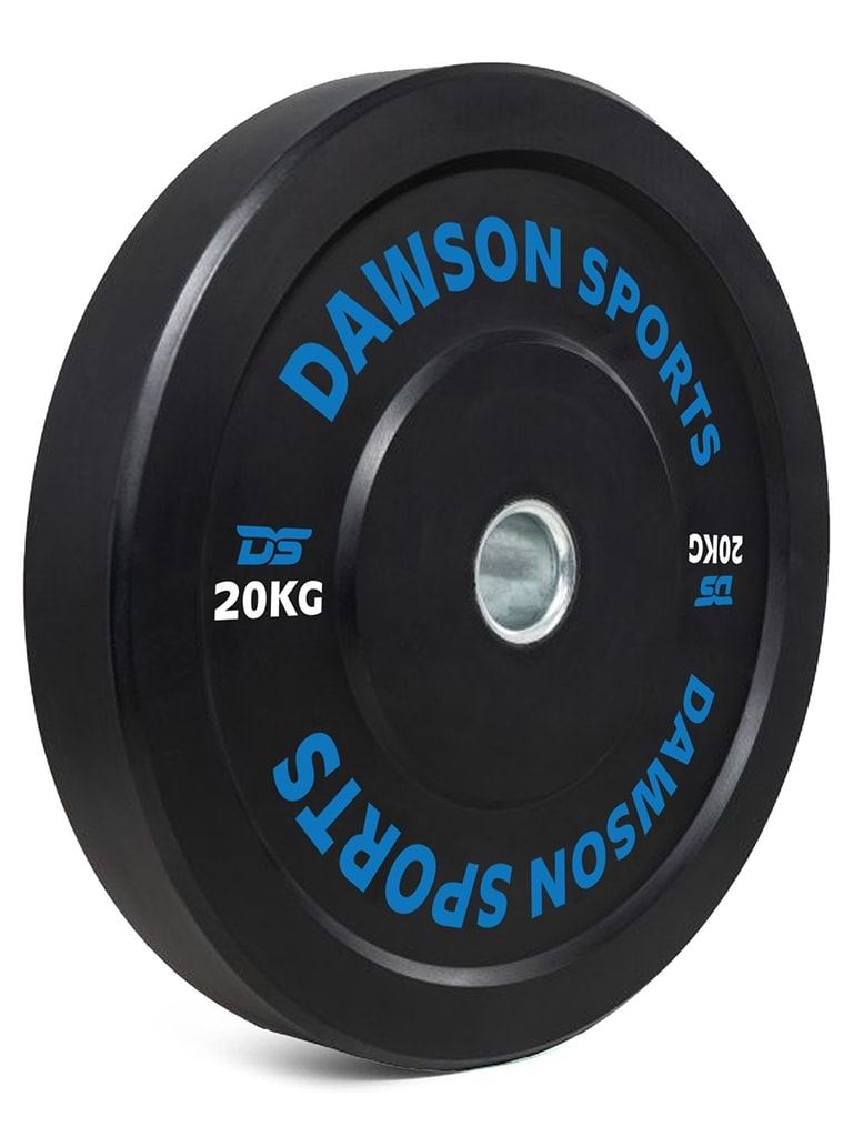Rubber Bumper Plate with Upturned Ring