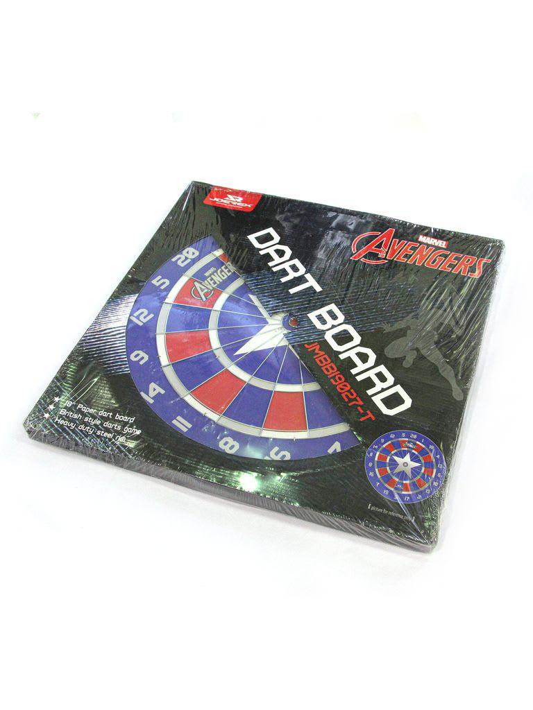 Marvel Captain American Dartboard 18 Inch JMBB19027-T