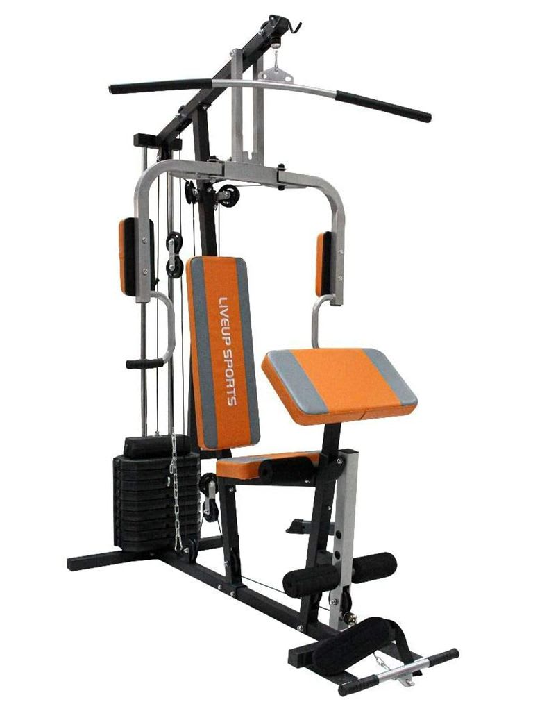 Home Gym LS1002 with Stack 10*10 100 lbs.