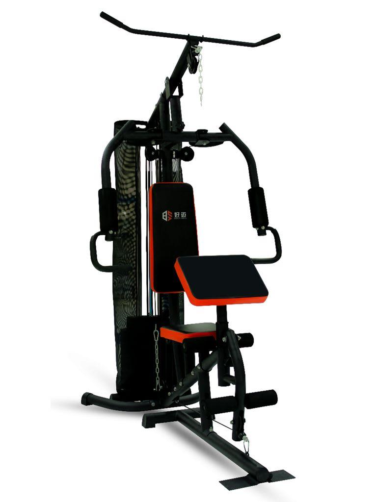 Single Gym Trainer 75 Kgs XTZSTB3 Grey