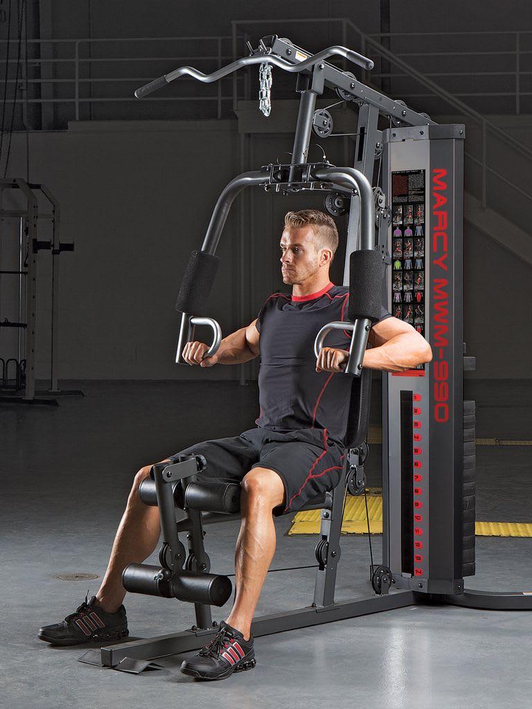 Home Gym150 lb Stack MWM 990
