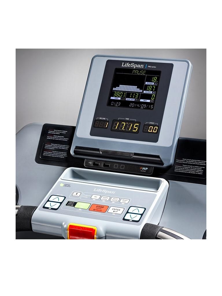 Motorized Treadmill TR7000I 3.5HP