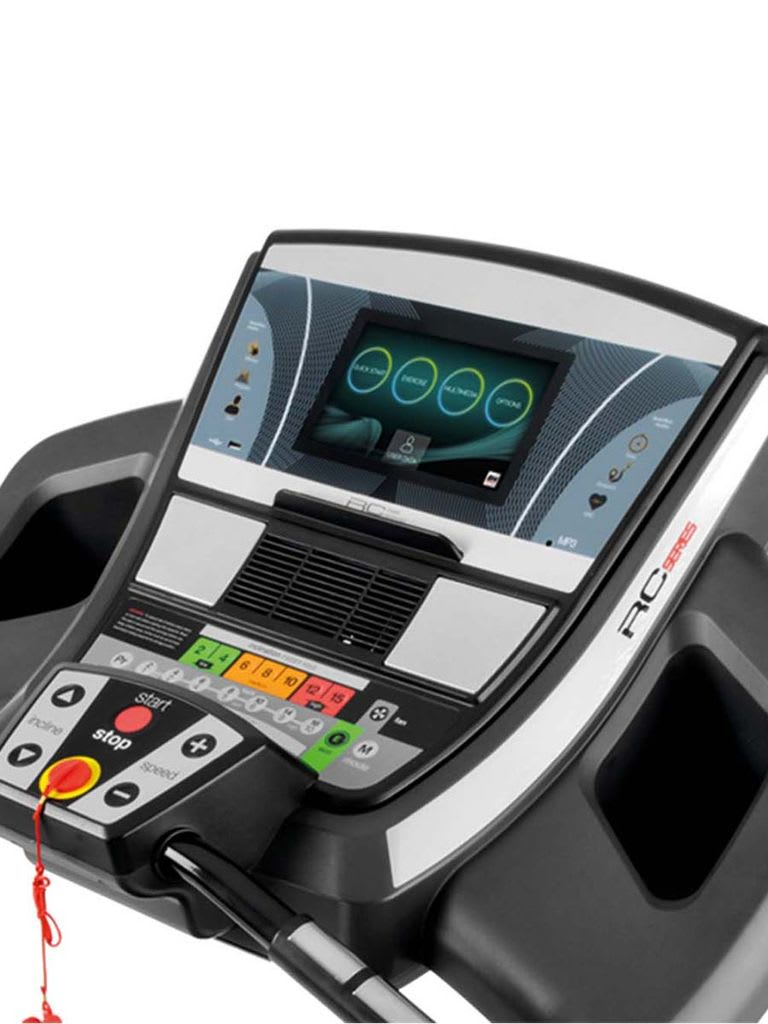 2.25 CV Touch Screen Treadmill   RC09 TFT G6180TFT