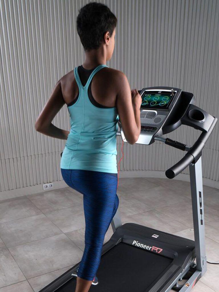 2 CV Touch Screen Treadmill Pioneer | R7 TFT G6586TFT