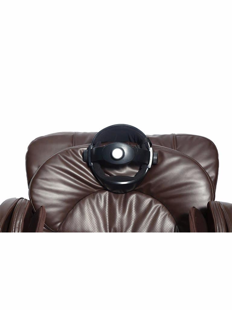 Luxury Buttock Massage Chair Ec-325A Light Brown