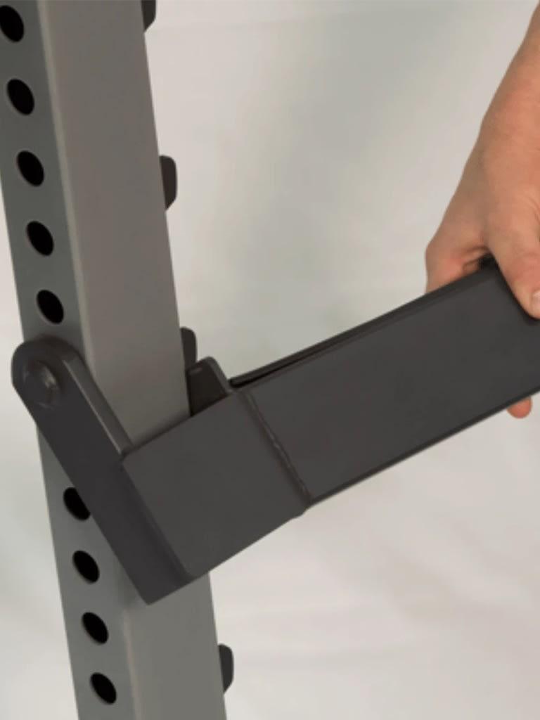 GPR370 Del 2 x 3 Inch Steel Mainframe Multi Press Rack