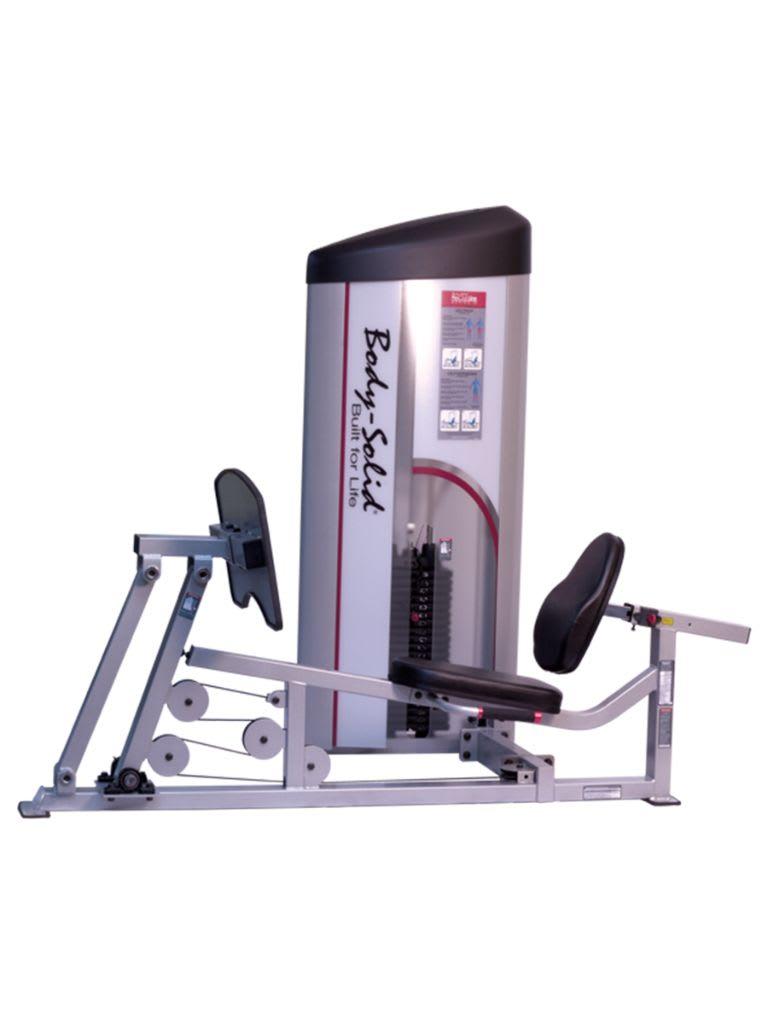 PC2-Leg Press/Calf Raise with 210Lb Stack | S2LPC