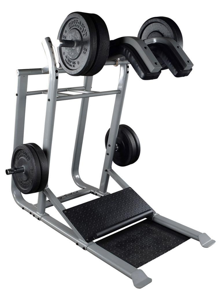 Pro Clubline Com Leverage Squat   SLS500