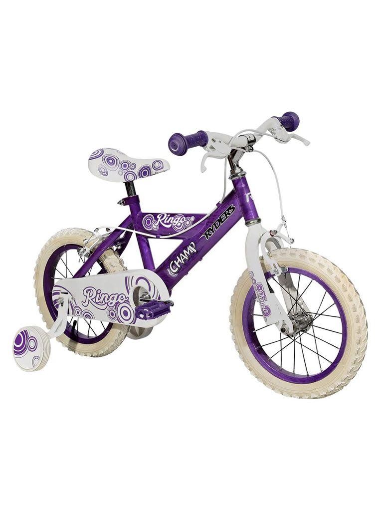 Champ Ringo Violet Bicycle   14