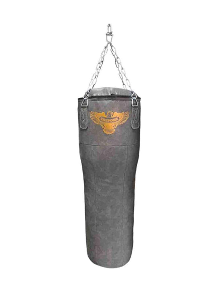 Punching Bag Upper Cut Vintage Brown 105 x 40 cm