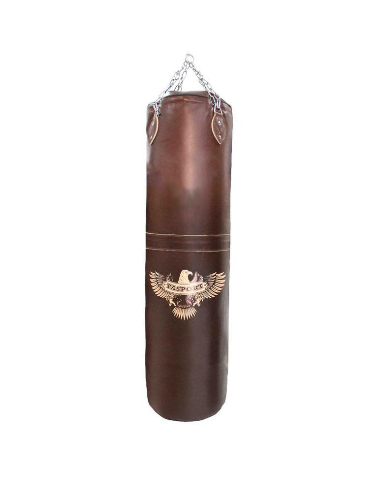Boxing Punching Bag, Brown 120 x 40 cm, 40 Kg