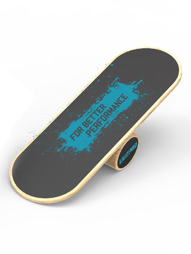 Balance Board Wooden   LP8362