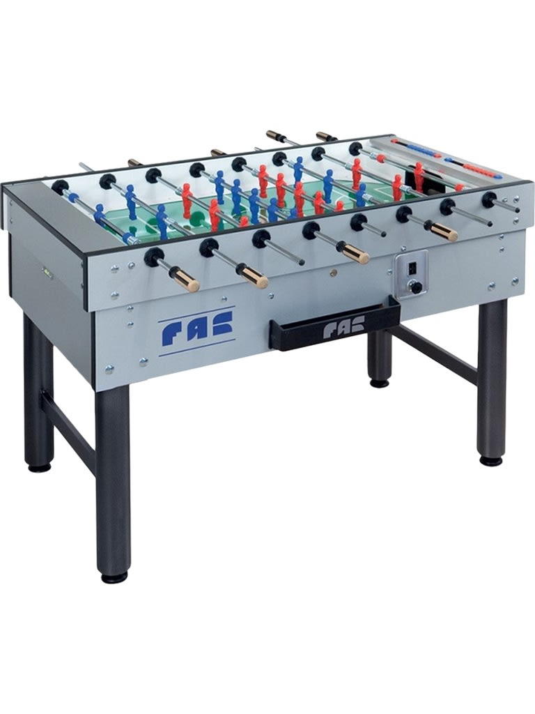 International Team Football Table - Coin Operated