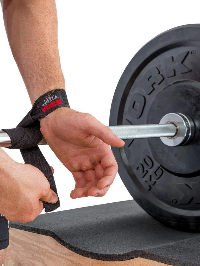 Weight Lifting Strap 6316   Black