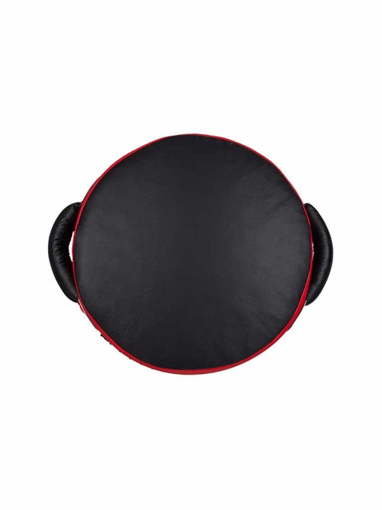 Pro Sticker Shiled Solo Black-Red