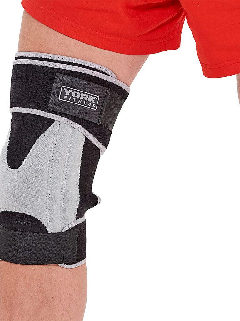 Fitness Adjustable Stabalised Knee Support   6640