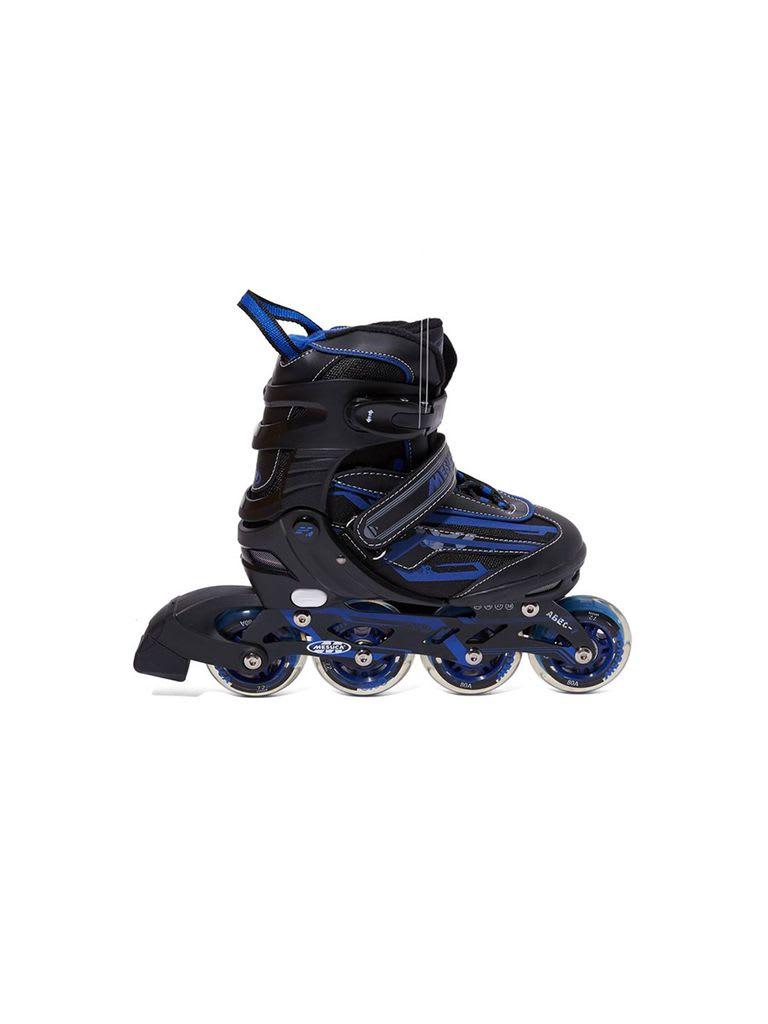 Adjustable Inline Roller Skate | MCB21064 Blue Alum
